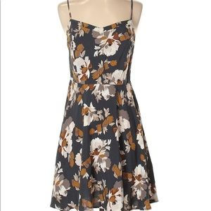 Old Navy floral mini dress